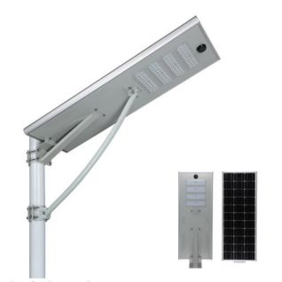 100W 120W  all in one solar street light
